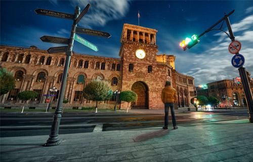 Yerevans