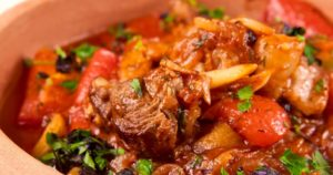 армянская кухня хашлама