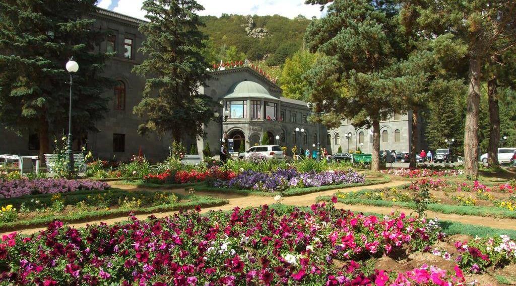 Санаторий в Джермуке Армения
